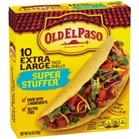 Old El Paso Taco Shells Extra Large - 10 CT Food Product Image