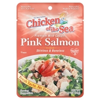 Chicken of the Sea Pink Salmon Food Product Image
