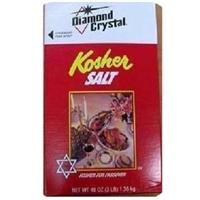 Diamond Crystal Kosher Salt Food Product Image