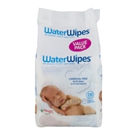 WaterWipes Chemical Free Baby Wipes - 240 CT Food Product Image