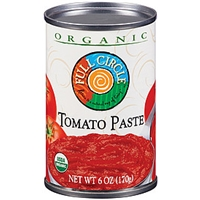 Full Circle Tomato Paste Organic Food Product Image