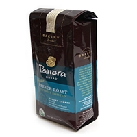 Panera Bread Panera Bread, Organic French Roast Ground Coffee Food Product Image