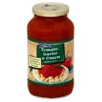 Hill Country Fare Tomato Garlic & Onion Spaghetti Sauce Food Product Image