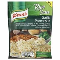 Knorr Rice Sides Garlic Parmesan Food Product Image