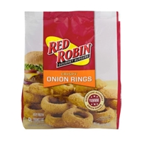 Red Robin Crispy Onion Rings Food Product Image