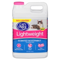 Cat's Pride Lightweight Scented Scoopable Clumping Litter Food Product Image