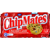 Kroger Chipmates Chocolate Candy Food Product Image