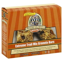 Bakery On Main Gourmet Naturals Granola Bars Extreme Trail Mix 6 Oz Food Product Image