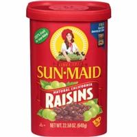 Sun-Maid Raisins Food Product Image