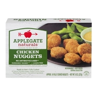 Applegate Naturals Chicken Nuggets - 18 CT Food Product Image