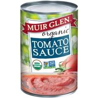 Muir Glen Organic Tomato Sauce Food Product Image
