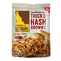 Grown In Idaho Thick Frozen Cut Hash Browns - 28oz Food Product Image